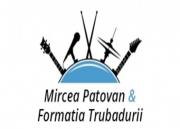Mircea Patovan si Formatia Trubadurii din Seini