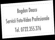 Fotograf Bogdan Deacu